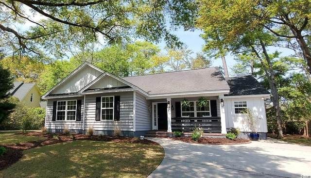 41 Pilot House Pl., Pawleys Island, SC 29585 (MLS #2107587) :: Sloan Realty Group