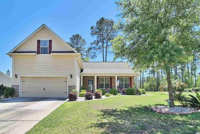 221 Rivers Edge Dr., Conway, SC 29526 (MLS #2107686) :: Duncan Group Properties
