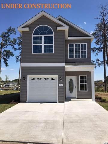 419 Terrace View Ct., Myrtle Beach, SC 29579 (MLS #2107811) :: BRG Real Estate