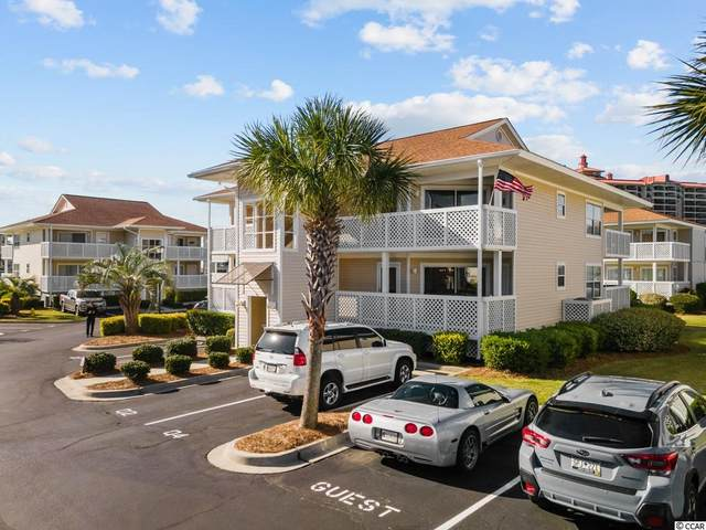 300 Shorehaven Dr. Q-2, North Myrtle Beach, SC 29582 (MLS #2107928) :: James W. Smith Real Estate Co.