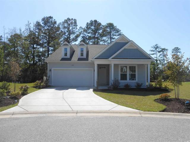 5728 Cottonseed Ct., Myrtle Beach, SC 29579 (MLS #2108096) :: The Litchfield Company