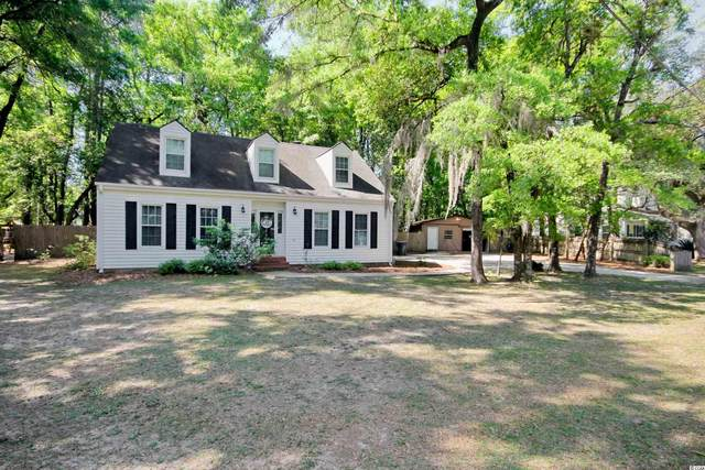 378 Belle Isle Rd., Georgetown, SC 29440 (MLS #2108118) :: Armand R Roux | Real Estate Buy The Coast LLC