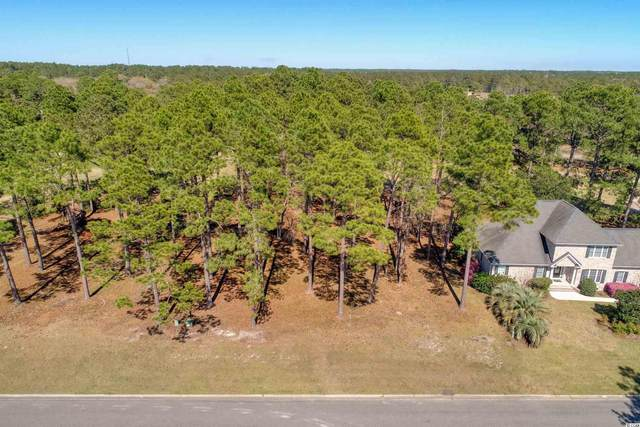 Lot 34 Eastwood Park Rd., Sunset Beach, NC 28468 (MLS #2108209) :: The Lachicotte Company