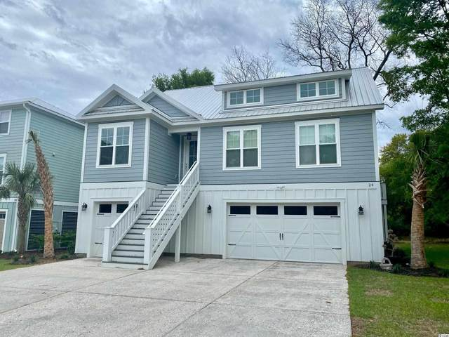 106 Seagrass Ct., Pawleys Island, SC 29585 (MLS #2108275) :: BRG Real Estate