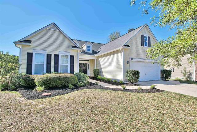 23 Killian Ct., Murrells Inlet, SC 29576 (MLS #2108759) :: Garden City Realty, Inc.