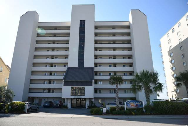 4111 Ocean Blvd. S #802, North Myrtle Beach, SC 29582 (MLS #2108894) :: Team Amanda & Co