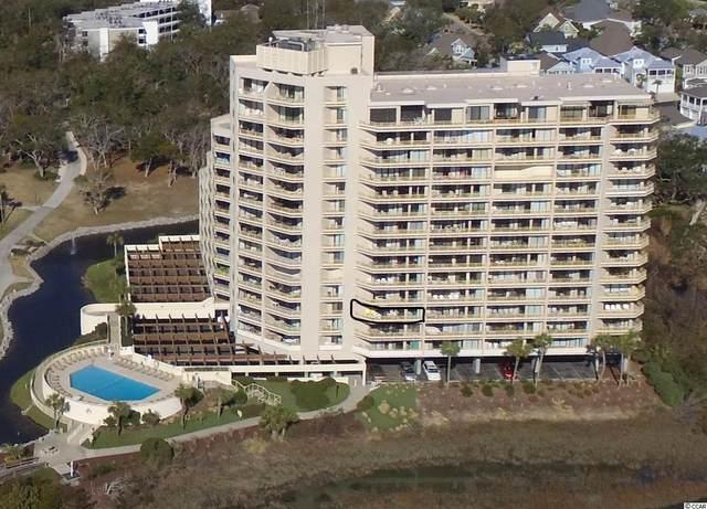 100 Ocean Creek Dr. E-3, Myrtle Beach, SC 29572 (MLS #2109084) :: James W. Smith Real Estate Co.