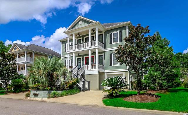 197 Harbor Oaks Dr., Myrtle Beach, SC 29588 (MLS #2109163) :: BRG Real Estate