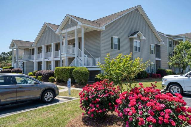 5888 Longwood Dr. 2-103, Murrells Inlet, SC 29576 (MLS #2109360) :: Jerry Pinkas Real Estate Experts, Inc