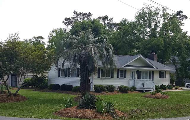 1027 S Poplar Dr., Surfside Beach, SC 29575 (MLS #2109484) :: James W. Smith Real Estate Co.