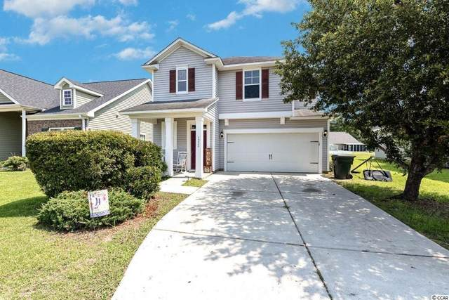 1332 Monterey Ave., Conway, SC 29527 (MLS #2109554) :: The Litchfield Company