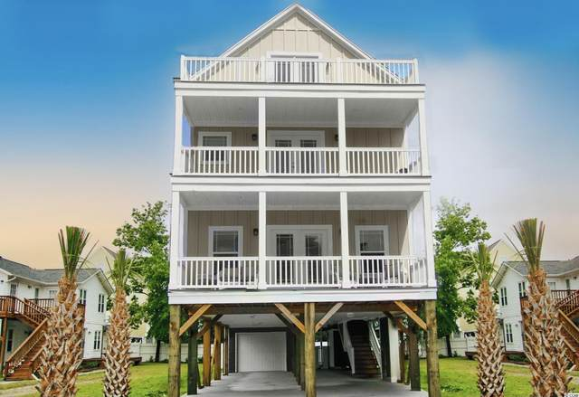 812 N Ocean Blvd., Surfside Beach, SC 29575 (MLS #2109607) :: Leonard, Call at Kingston