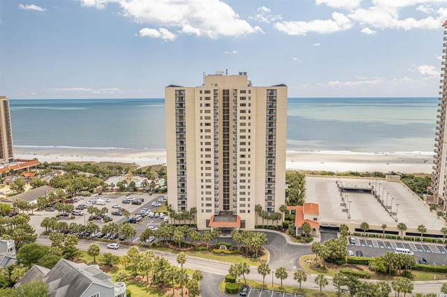 8560 Queensway Blvd. #806, Myrtle Beach, SC 29572 (MLS #2109959) :: Grand Strand Homes & Land Realty