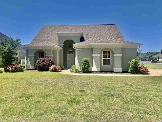 204 Viejas Dr., Myrtle Beach, SC 29579 (MLS #2110127) :: Grand Strand Homes & Land Realty