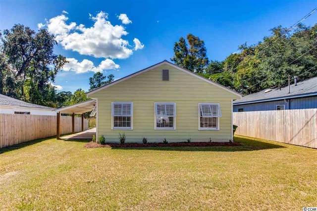 1366 Harbor St., Georgetown, SC 29440 (MLS #2110162) :: Garden City Realty, Inc.