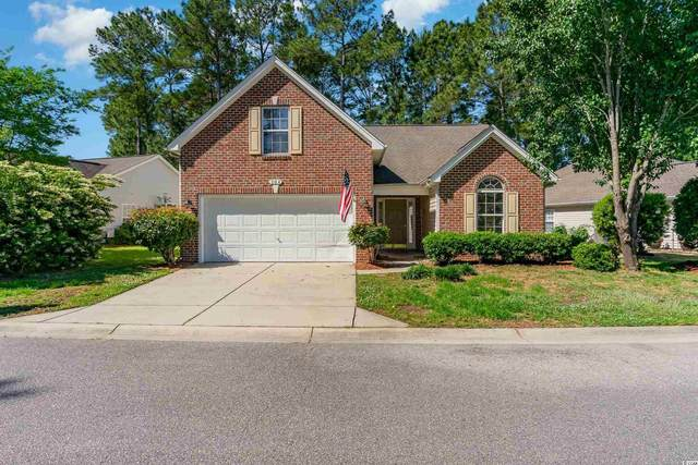 304 Barclay Dr., Myrtle Beach, SC 29579 (MLS #2110205) :: The Lachicotte Company