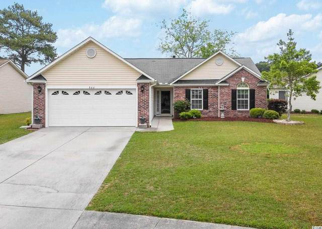 800 Sultana Dr., Little River, SC 29566 (MLS #2110566) :: The Hoffman Group
