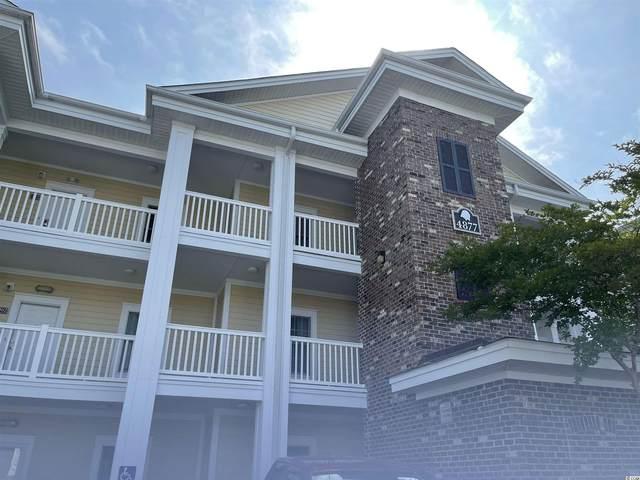 4877 Magnolia Pointe Ln. #203, Myrtle Beach, SC 29577 (MLS #2110577) :: Surfside Realty Company