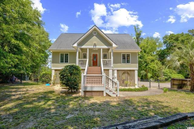 496 Golf Dr., Georgetown, SC 29440 (MLS #2110661) :: The Lachicotte Company