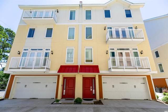 7401 N Ocean Blvd. #8, Myrtle Beach, SC 29579 (MLS #2110704) :: Surfside Realty Company