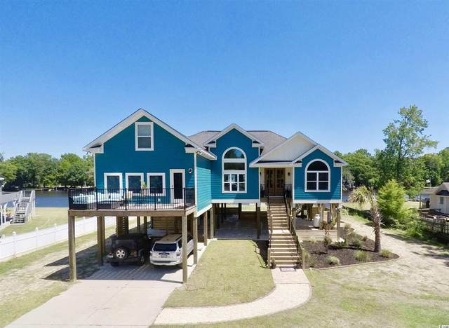 994 Folly Rd., Myrtle Beach, SC 29588 (MLS #2110774) :: The Litchfield Company