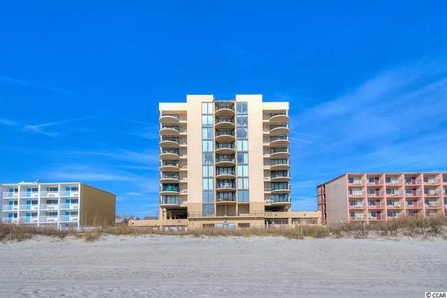 1425 S Ocean Blvd. A1, North Myrtle Beach, SC 29582 (MLS #2110906) :: Homeland Realty Group