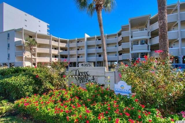 4315 S Ocean Blvd. #135, North Myrtle Beach, SC 29582 (MLS #2110977) :: Leonard, Call at Kingston