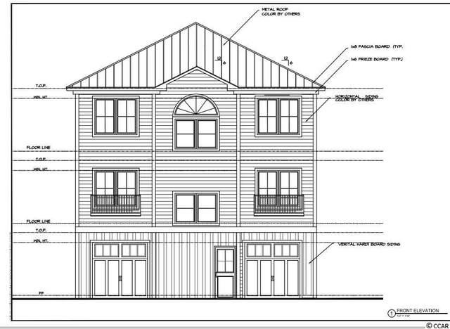 158 Windy Ln., Pawleys Island, SC 29585 (MLS #2111265) :: Jerry Pinkas Real Estate Experts, Inc