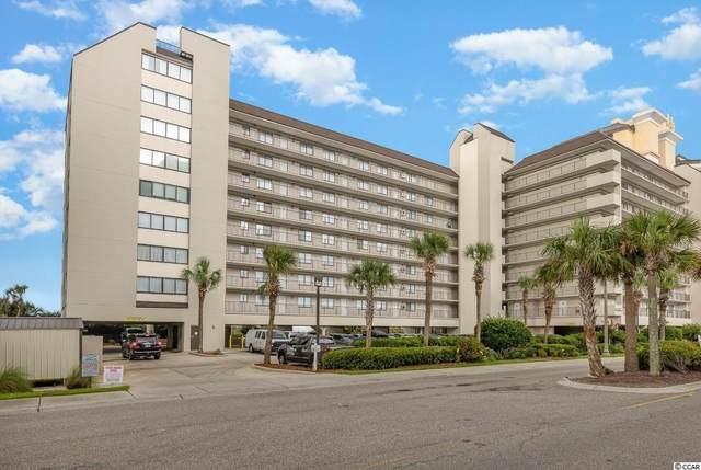 4719 S Ocean Blvd. #108, North Myrtle Beach, SC 29582 (MLS #2111532) :: Sloan Realty Group