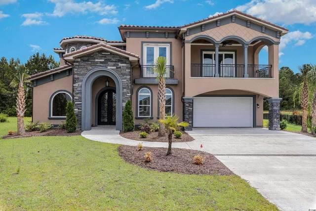 5109 High Society Ct., Myrtle Beach, SC 29577 (MLS #2111580) :: Sloan Realty Group