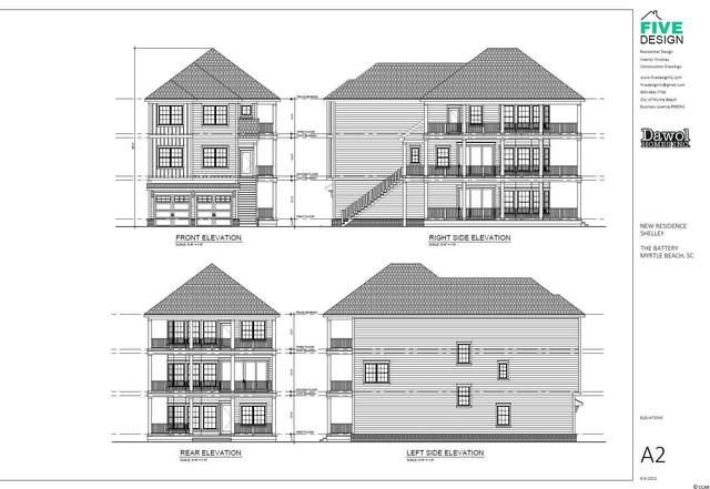 505 St. Julian Ln., Myrtle Beach, SC 29572 (MLS #2111712) :: Chris Manning Communities