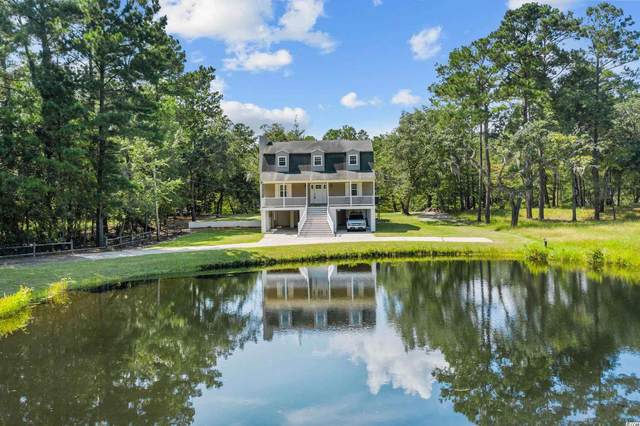 1790 Gray Oaks Dr., Conway, SC 29526 (MLS #2111804) :: The Lachicotte Company