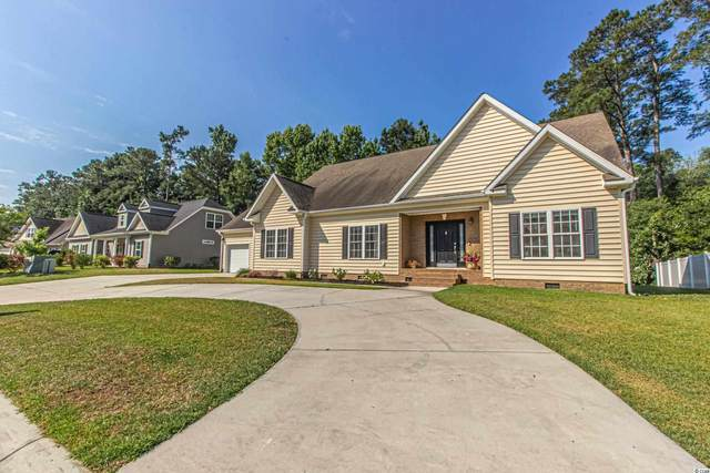 118 Grand Palm Ct., Myrtle Beach, SC 29579 (MLS #2111980) :: BRG Real Estate