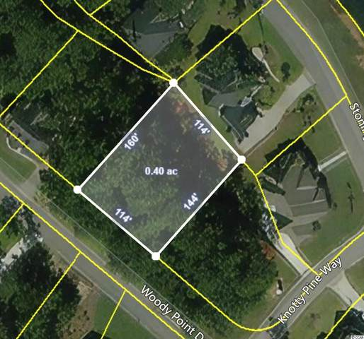 Lot 71 Woody Point Dr., Murrells Inlet, SC 29576 (MLS #2112363) :: Homeland Realty Group