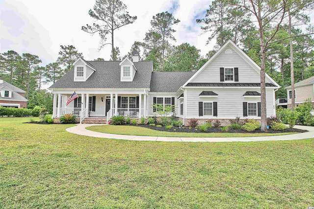 40 Knotty Pine Way, Murrells Inlet, SC 29576 (MLS #2112397) :: Homeland Realty Group