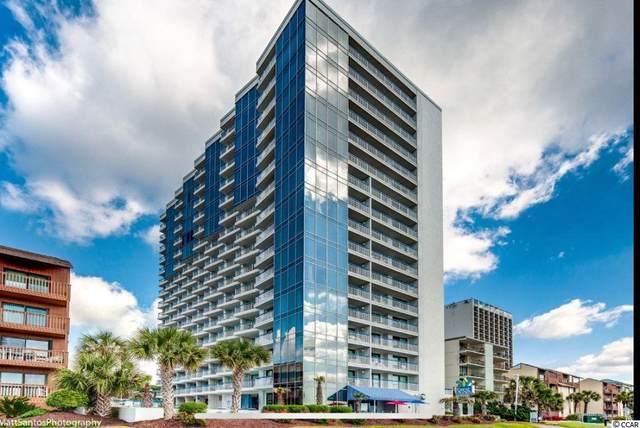 5511 N Ocean Blvd. #1501, Myrtle Beach, SC 29577 (MLS #2112404) :: Garden City Realty, Inc.