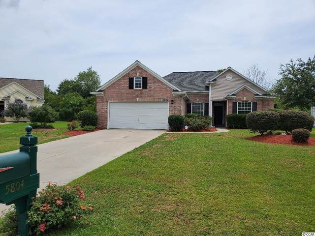 5804 Mossy Oaks Dr., North Myrtle Beach, SC 29582 (MLS #2112672) :: Jerry Pinkas Real Estate Experts, Inc