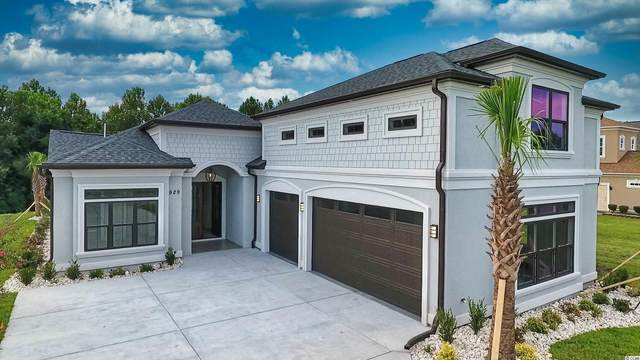 933 Bluffview Dr., Myrtle Beach, SC 29579 (MLS #2112814) :: Homeland Realty Group