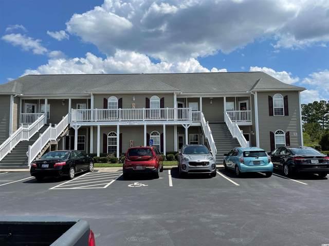 109 Ashley Park Dr. 3D, Myrtle Beach, SC 29579 (MLS #2112843) :: The Lachicotte Company