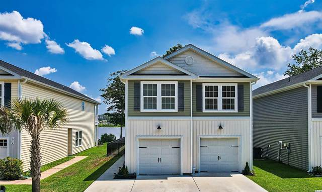 1028 Meadowoods Dr., Murrells Inlet, SC 29576 (MLS #2113190) :: The Litchfield Company