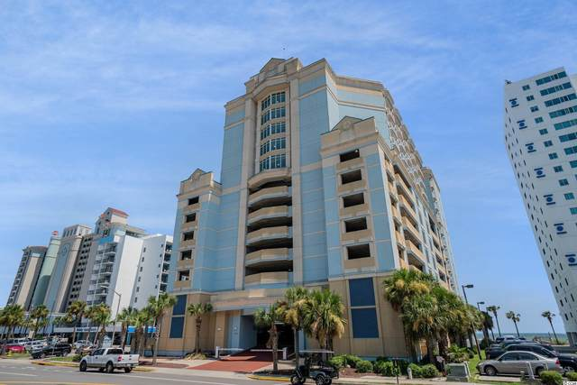 2501 S Ocean Blvd. #707, Myrtle Beach, SC 29577 (MLS #2113528) :: Coldwell Banker Sea Coast Advantage