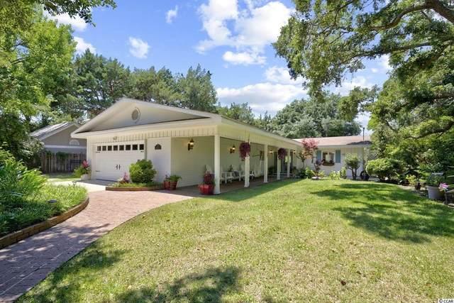 121 Lakeshore Dr., Pawleys Island, SC 29585 (MLS #2113743) :: Jerry Pinkas Real Estate Experts, Inc