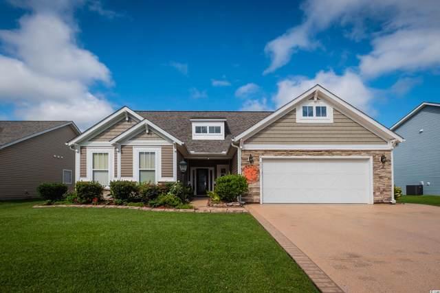 477 Tiburon Dr., Myrtle Beach, SC 29588 (MLS #2113781) :: James W. Smith Real Estate Co.
