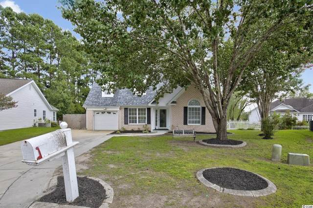 3927 East Glades Dr., Myrtle Beach, SC 29588 (MLS #2113851) :: Jerry Pinkas Real Estate Experts, Inc