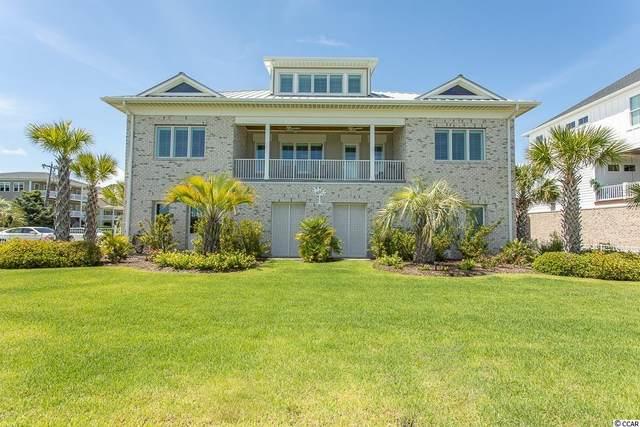601 N Ocean Blvd. N, North Myrtle Beach, SC 29582 (MLS #2113969) :: The Lachicotte Company