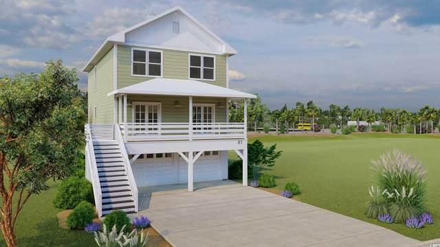 81 Enclave Pl., Pawleys Island, SC 29585 (MLS #2114107) :: Duncan Group Properties