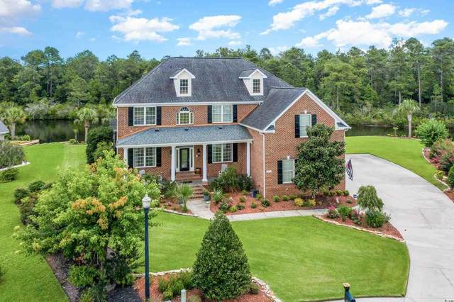 8017 Wacobee Dr., Myrtle Beach, SC 29579 (MLS #2114256) :: Homeland Realty Group