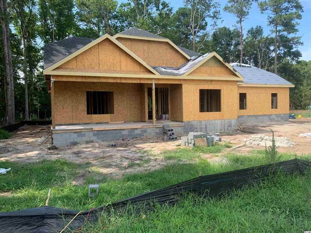 2100 Woodstork Dr., Conway, SC 29526 (MLS #2114272) :: The Litchfield Company