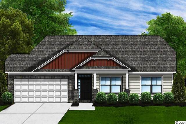 111 Grissett Lake Dr., Conway, SC 29526 (MLS #2114798) :: Homeland Realty Group