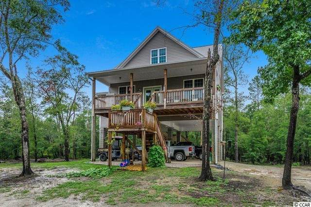 420 Doodle Hill Ln., Conway, SC 29526 (MLS #2114852) :: Garden City Realty, Inc.